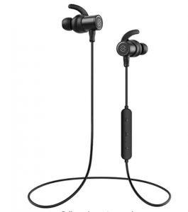 노이즈 캔슬링 블루투스 헤드폰 SoundPEATS FORCE HD Bluetooth